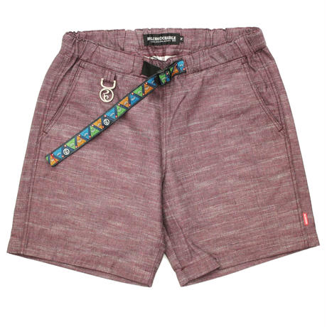 RC STANDARD SHORTS / BURGUNDY
