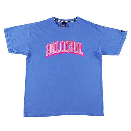 ROLLING CRADLE Tシャツ ROLLCRDL -PAINT- / Flo-blue
