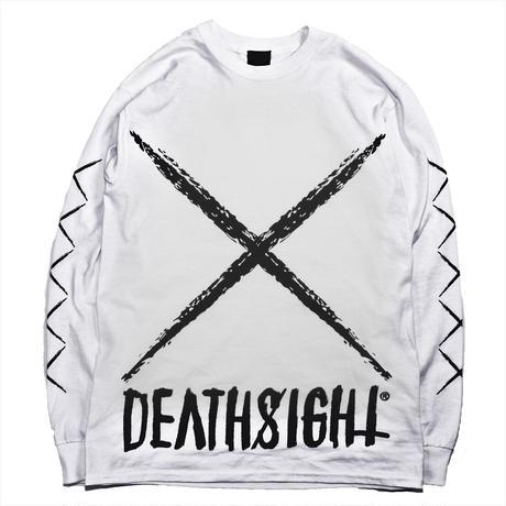 xxx L/S TEES / WHITE