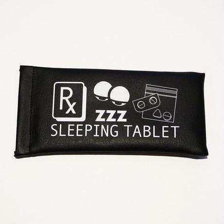 SLEEPING TABLET サングラス ZZZ [ SUNGLASS ] / BLACK BIT