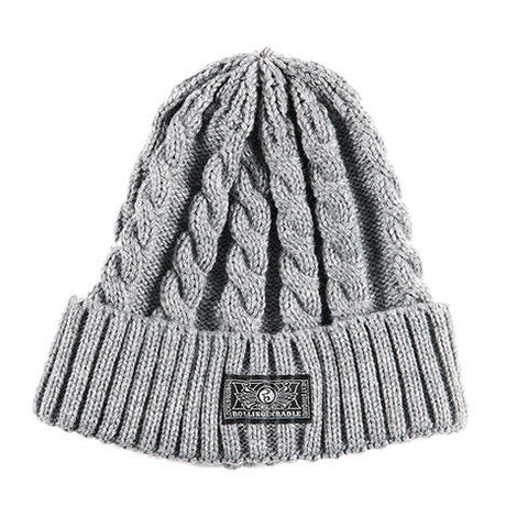 """ROLLING CRADLE ニットキャップ """"RC KNIT CAP"""" / GRAY"""