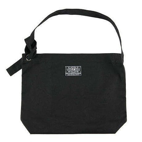 "ROLLING CRADLE トートバック""CYCLOPS HOLIDAY SHOULDER"" / BLACK"