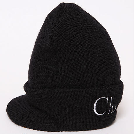 CHAOSTIAN -Jeep Cap- / BLACK-WHITE