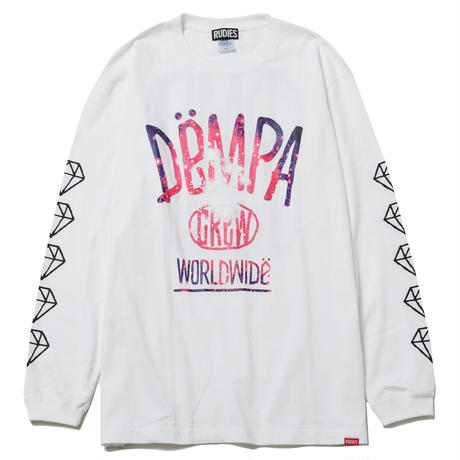 DRAWING DEMPA LS-T / WHITE