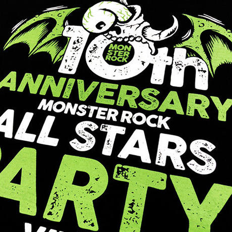RCxMR 10th ANNIVERSARY ALL STARS PARTY / BLACK