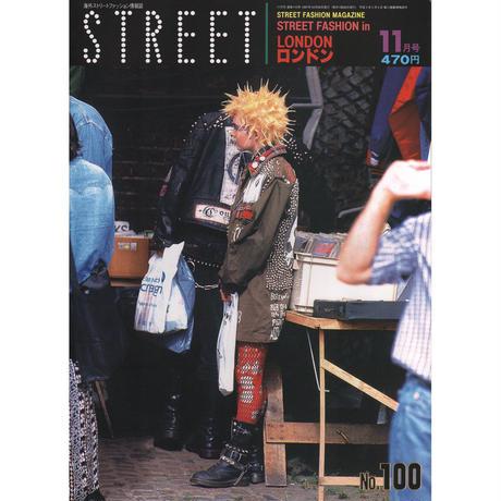 eBook- STREET magazine No.091 ~ No.100 set