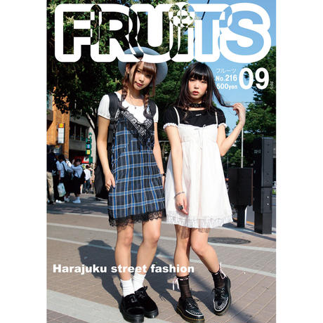 FRUiTS No.216