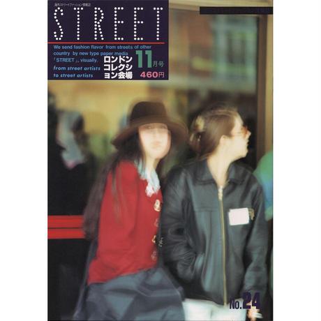 ⭐️eBook- STREET magazine No.021 ~ No.030 set