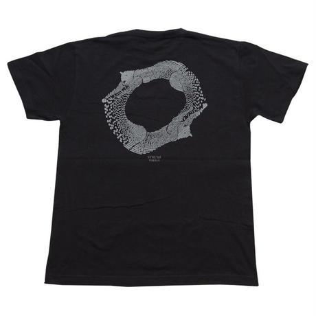 Panther Tee Shirts (Black) Art by Guru Kato