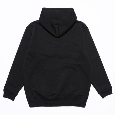 College Hood (Black) 10 oz
