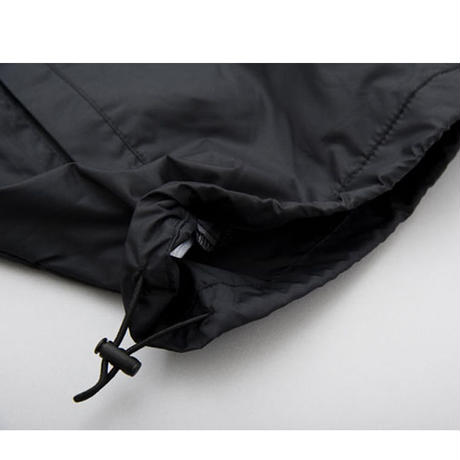 Stream Line Windbreaker (Black)