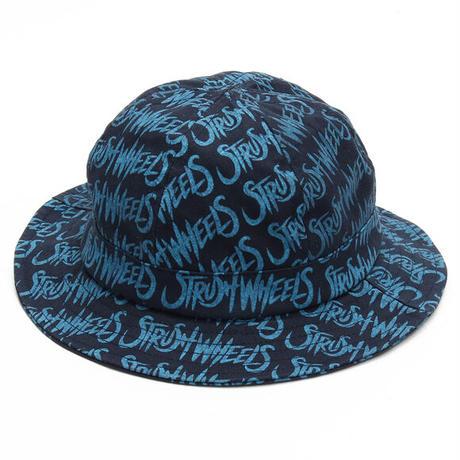 Strush x Delta Hand Made Hat (Navy)