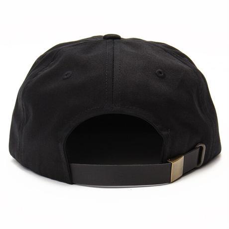 Stream Strapback Cap (Black)