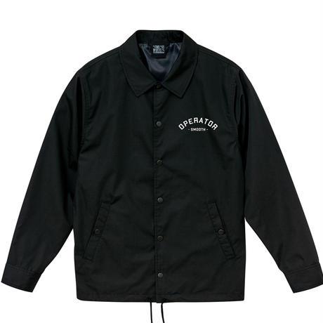 Smooth Operator Work Jacket (Black) Art by 2YANG