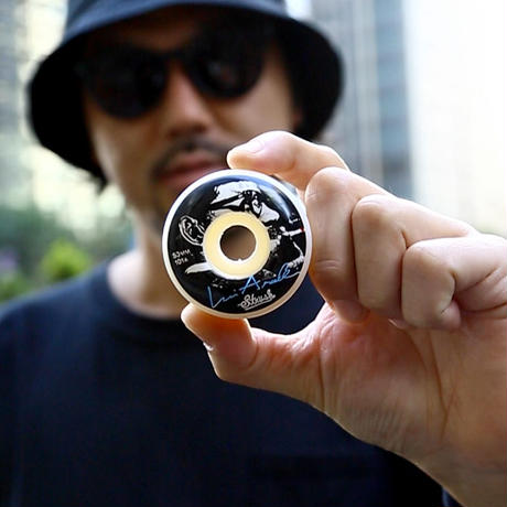 "Lui Araki Model ""SMOKE"" 53mm 101A (Wide Shape)"