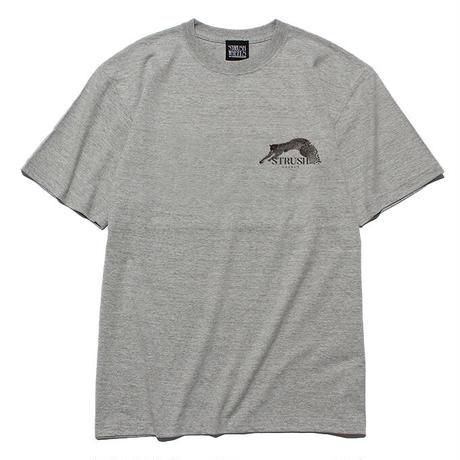 Panther Tee Shirts (Grey) Art by Guru Kato