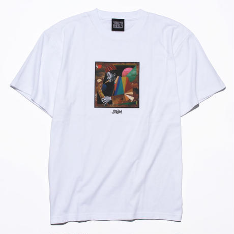 Pharoah Tee Shirts (White) Art by Guru Kato