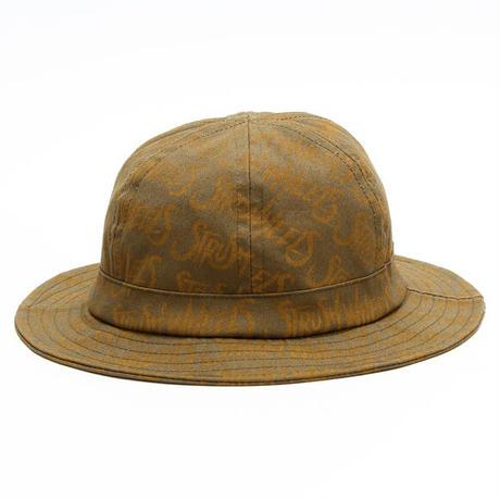 Strush x Delta Hand Made Hat (Lt Brown)