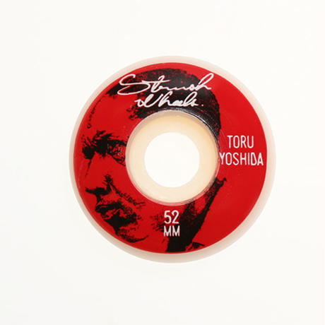 "Toru Yoshida Model ""Love Supreme"" [Art by ETC] 52mm 99A  (White)"
