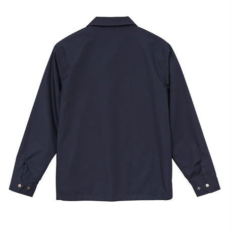 Signature Jacket (Navy) 裏地付き