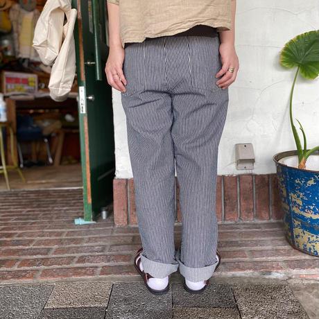 """【OMNIGOD】 """"ヒッコリーイージーパンツ"""""""