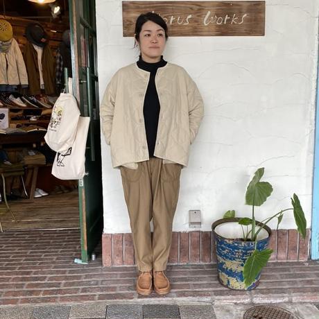 """【Brocante】 """"キルトクールジャケット"""""""