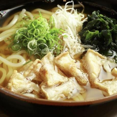 【大阪名物】かすうどんセット 5食入