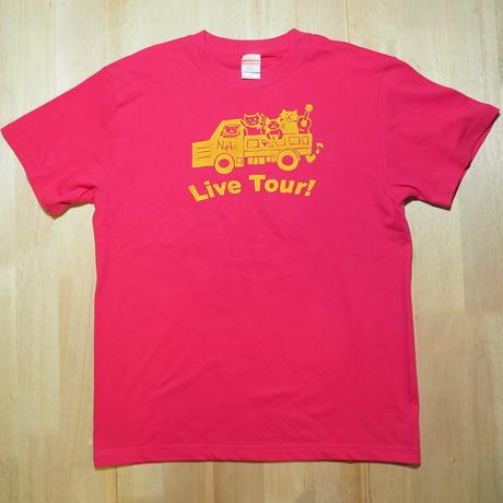 Live Tour! トロピカルピンクxイエロー M