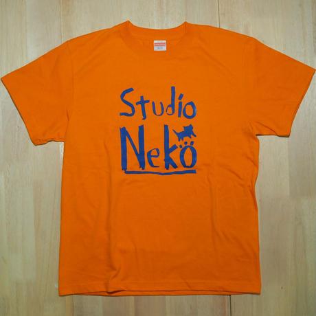 Studio Neko オレンジxブルー M