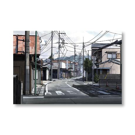 『惡の華』背景美術ポストカード #4