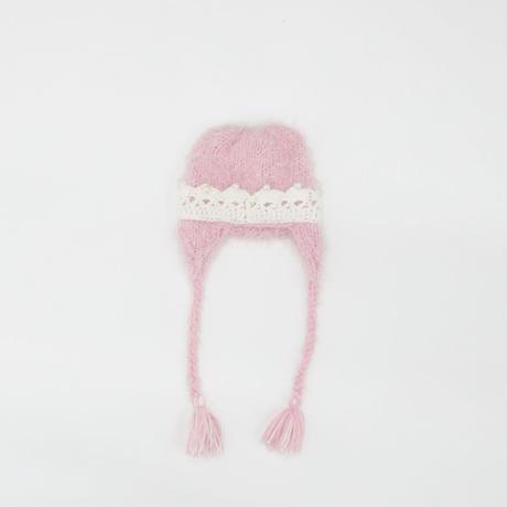 帽子|ピンク|ベビー用|6-12ヶ月