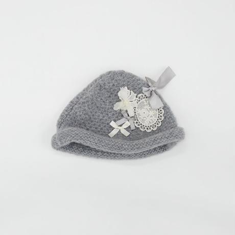帽子|グレー|ベビー用|3才
