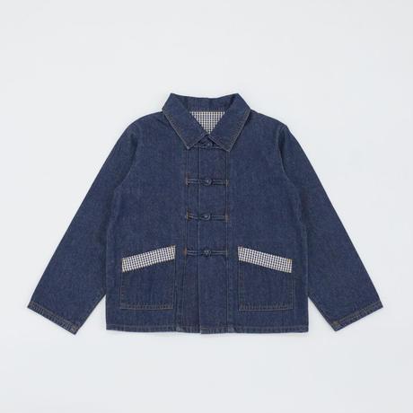 デニムシャツ|ブルー|90~100