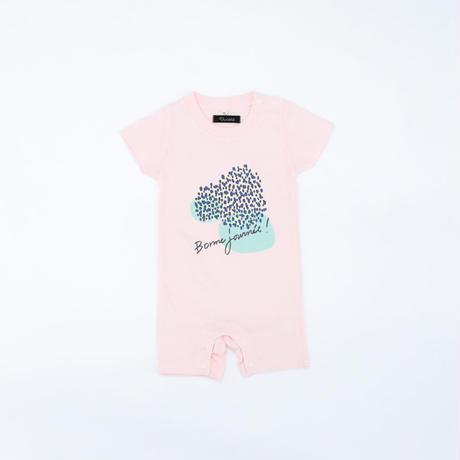 Tricoté|ロンパース|ピンク|ユニセックス|男女兼用|70