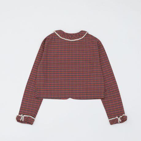 シャツ|チェック|100~110