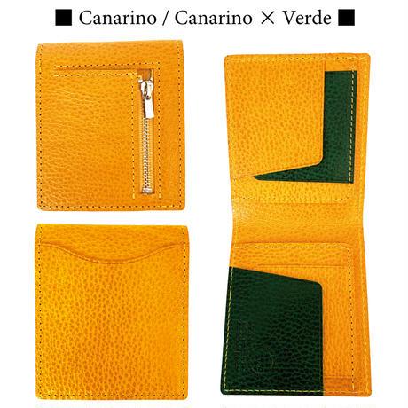 【...to®・Foggy】『薄さと美しさ』を兼ね備えた財布・Canarino(カナリーノ)