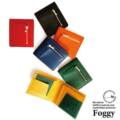 【...to・Foggy】『薄さと美しさ』を兼ね備えた財布・Canarino(カナリーノ)