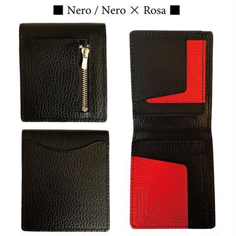 【...to®・Foggy】『薄さと美しさ』を兼ね備えた財布・Nero(ネロ)