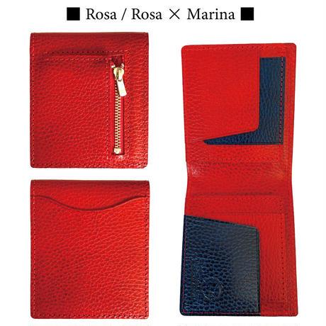 【...to・Foggy】『薄さと美しさ』を兼ね備えた財布・Rosa(ローザ)
