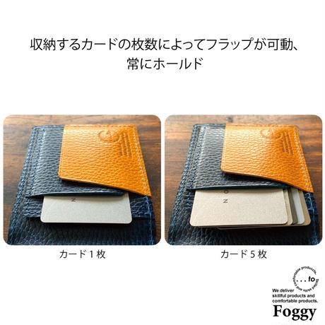 【...to®・Foggy】『薄さと美しさ』を兼ね備えた財布・Verde(ヴェルデ)