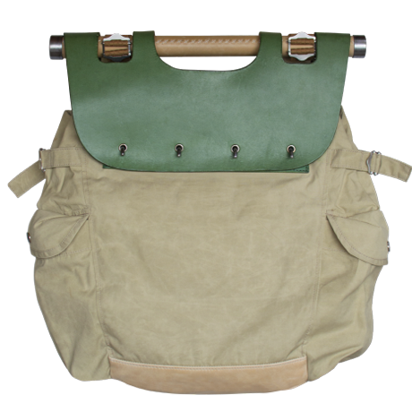 """BAR BAG"" green"