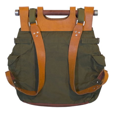 """BAR BAG"" camel"