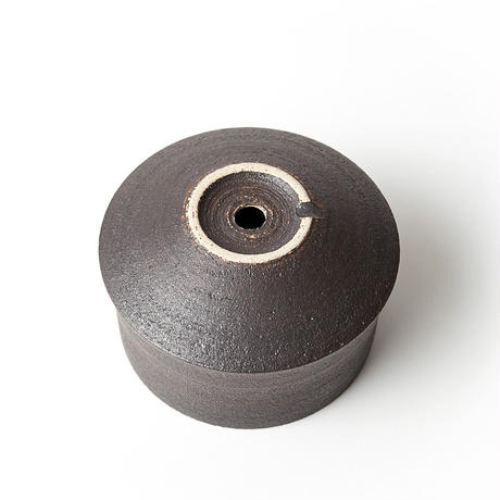クロテツ植木鉢 MKF-017