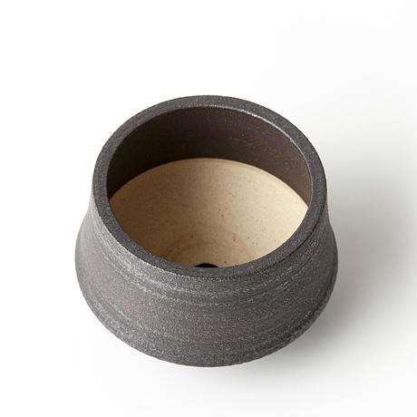 クロテツ植木鉢 MKF-015