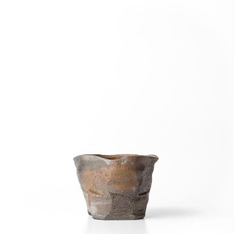 備前面取植木鉢 BKU-021