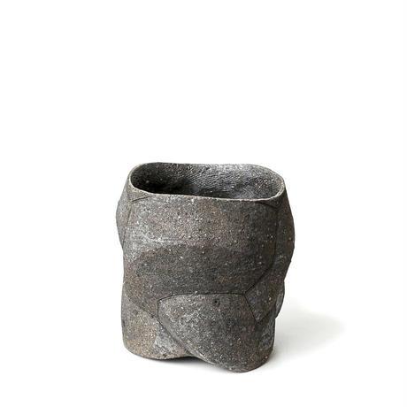 [ SEKKI ] 炻器植木鉢 B-type SST-002