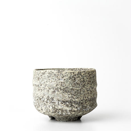 緑彩沓形植木鉢 ONT-005