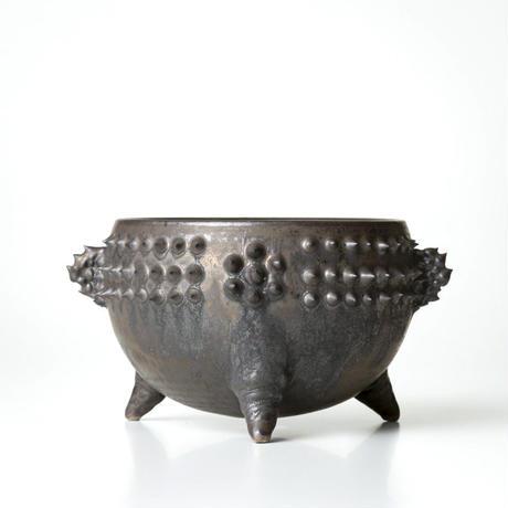 植木鉢:圭介窯【トゲモノ】