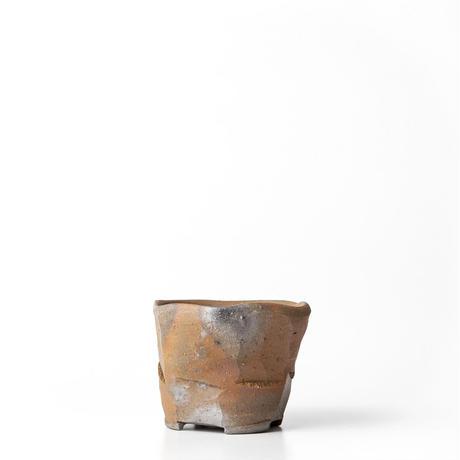 備前面取植木鉢 BKU-022