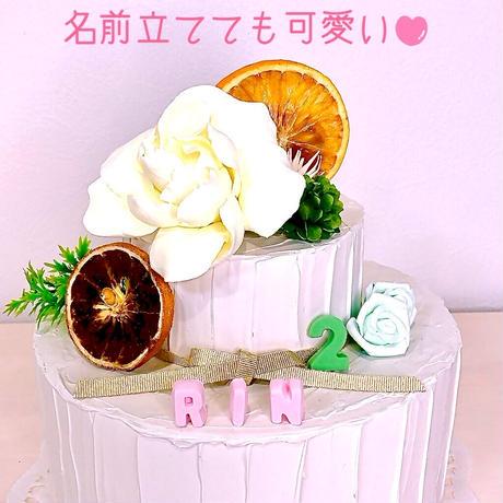 botanicalクレイケーキ